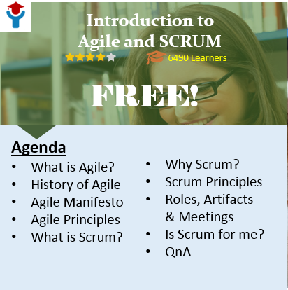 Introduction to Agile and Scrum Copy