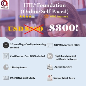 ITIL Foundation - EXIN
