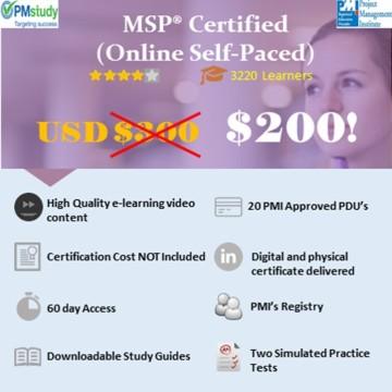 MSP Certification