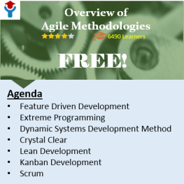 Overview of Agile Methodologies FREE Webinar