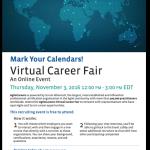 Announcing the First AgileCareers Virtual Career Fair