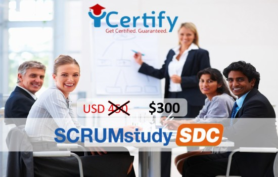 Scrumstudy SDC